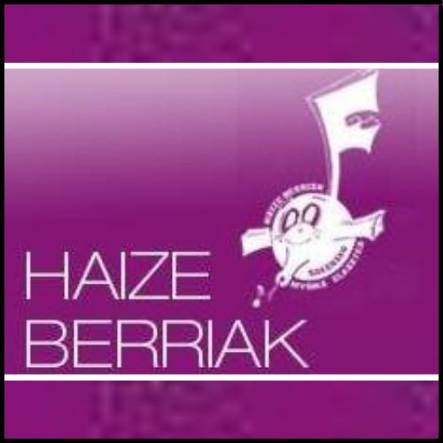 Logo banda haize berriak